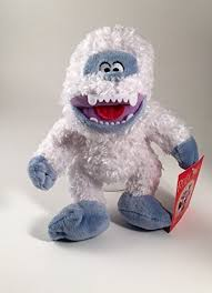 mini 7 plush 50th anniversary ble abominable snowman from rudolph the red nosed reindeer