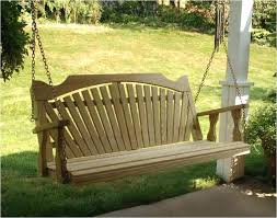 wooden porch swing outdoor bench decorating ideas awesome making plans swings wooden porch swing