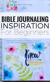 Use scissors to cut along the spiral lines that have been sketched. Simple Bible Journaling Ideas That Anyone Can Do