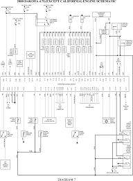 2000 dodge dakota wiring diagrams wiring diagram