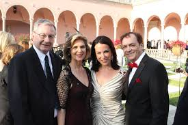 Asolo Rep 2012 Annual Gala 'Ragtime Revival' - John and Myrna Welch with  Anne Weintraub and Sal Diaz-Verson | Your Observer