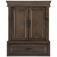 h wall cabinet in distressed grey bathroom storage wall cabinets