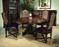 Round Kitchen Table For 8 Modern Round Dining Room Sets For 4 Round Dining Room Table Sets