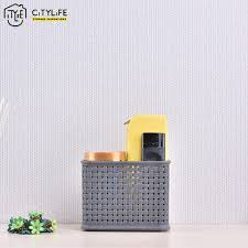 Neat office supplies Wall Citylife Plastic Office Supplies Pencil Holder Stationery Container Cosmetic Brush Stationery Table Neat Container L7173 Aliexpress Citylife Plastic Office Supplies Pencil Holder Stationery Container