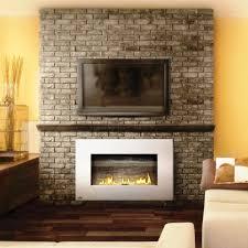 fireplace tile ideas craftsman expansive