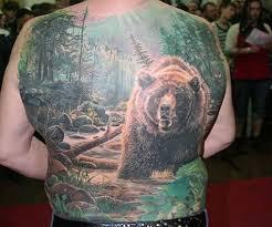 S Barevným Tetováním Začali Indiáni