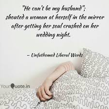 He Cant Be My Husband Quotes Writings By Unfathomed