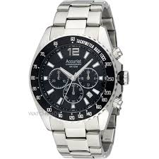 """men s accurist chronograph watch mb936bb watch shop comâ""""¢ mens accurist chronograph watch mb936bb"""