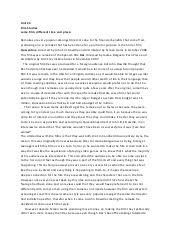 word essay
