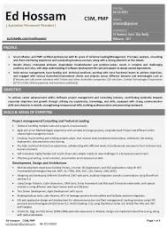 fleet management resume