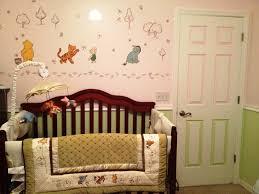 winnie the pooh nursery ideas bedding set