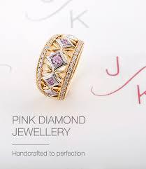 pink diamond jewellery 38