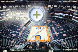 Time Warner Cable Arena Seat Row Numbers Detailed Seating