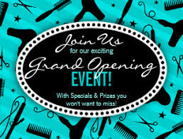 Grand Opening Postcards Grand Opening Invitation Postcards Zazzle