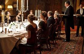 Image result for upper class dining
