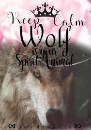 wolf spirit animal spiritual meaning symbolism