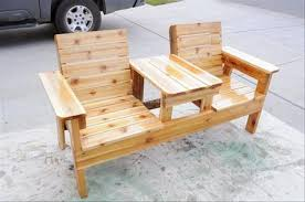 Wooden Pallet Chairs