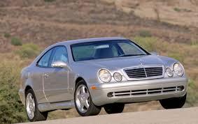 2002 Mercedes-Benz CLK-Class - Information and photos - ZombieDrive