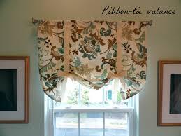 Window Valance Patterns Interesting Decorating Ideas