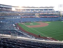 Nationals Park Section 231 Seat Views Seatgeek