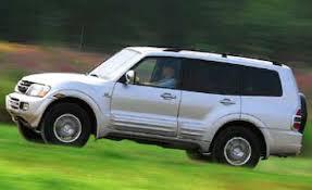 Mitsubishi Montero Limited | Comparison Tests | Comparisons | Car ...