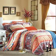 boho comforter sets bedding set bohemian crib king