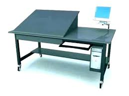 Drafting Table Computer Desk .