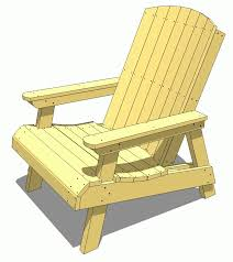 the wood gears reduced recliner lawn chair plans