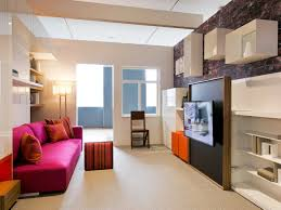New York City Bedroom Decor Exposed Brick Studio Apartment New York Apartment Loft Living