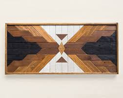 reclaimed wood furniture etsy. perfect reclaimed misu  wood art geometric decor reclaimed furniture  deco on reclaimed wood furniture etsy t