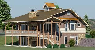 por house plans mountain home