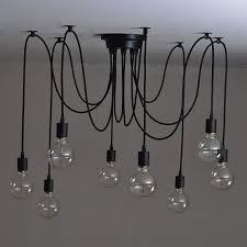 loft rotterdam industrial rock pendant lighting. Vintage Industrial 8 Pendants Spider By Dreamlightforyou On Etsy Loft Rotterdam Rock Pendant Lighting