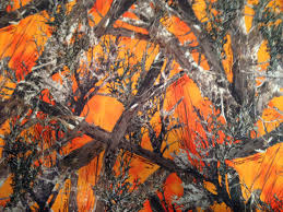 orange realtree camo wallpaper