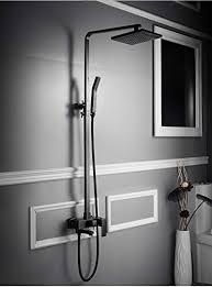 Eine Konstante Temperatur Duschen Wasserhahn Voller Voller