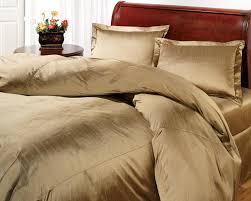 duvet dupioni gold silk down comforter