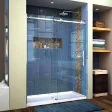 enigma shower door glass thickness delta n