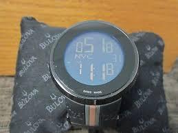 gucci 1142. gucci 1142 rubber digital men\u0027s watch ~ fully tested