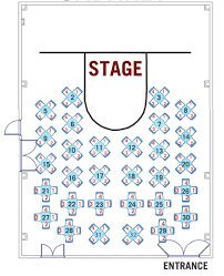 Emerson Bar And Grill Seating Chart Rep Stage Presents Lady Day At Emersons Bar Grill