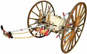 American Fire Hose And Cabinet Waterous Engine Wks Co Mfgs Fire Hose Cart Hose Reels And