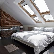 Design Eines Modernen Schlafzimmers Im Dachgeschoss 35