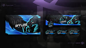 Design Twitch Banner Twitch Overlay I Will Design A Professional Twitch Overlay