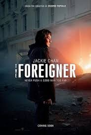 The site's critical consensus reads, the foreigner adheres strictly to action thriller formula, but benefits from committed—and out of character—performances from its talented veteran. The Foreigner 2017 Film Wikipedia