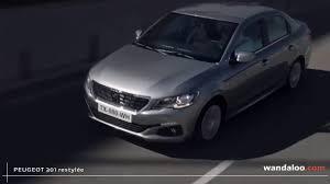 Peugeot 301 2017 restylée - YouTube