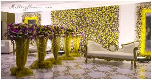 Flower Design For Marriage The Importance Of Flower Decorations For Any Events
