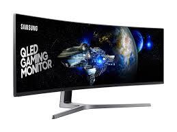 samsung tv qled. 49\u201d chg90 qled gaming monitor samsung tv qled