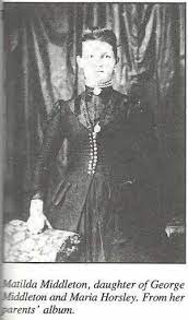 Matilda (Middleton) Story (1857-1931) | WikiTree FREE Family Tree