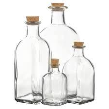 mini small medium large condiment jam pack type bottle