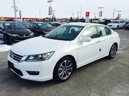 honda accord 2014 white. Delighful Honda 2014 Honda Accord Sport Start Up Walkaround And Full Vehicle Tour  YouTube Inside White 4