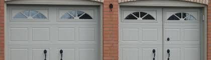 walk thru garage doors walk thru garage doors cost