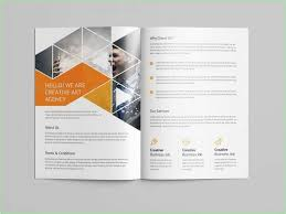 Media Template Format Fresh Tuition Pamphlet Template 6 Page